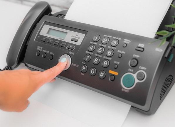 nguyen ly hoat dong cua may fax